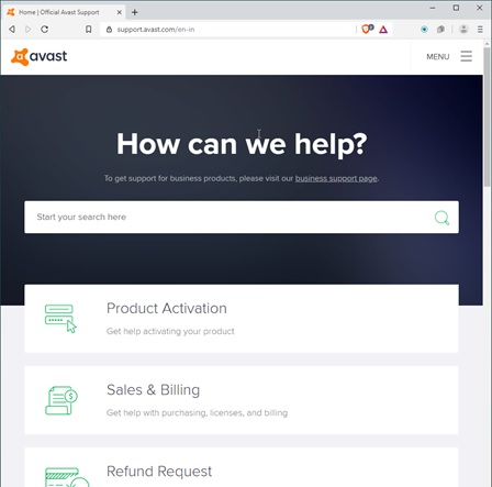 a fix: avast virus definitions download has failed