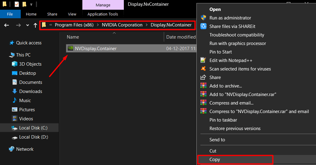 Nvidia Control Panel Missing Options – Full Method