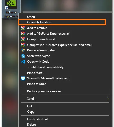 How to Uninstall Geforce Experience and Remove All Remaining files?