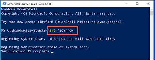 Fix: Unexpected Store Exception Error On Windows