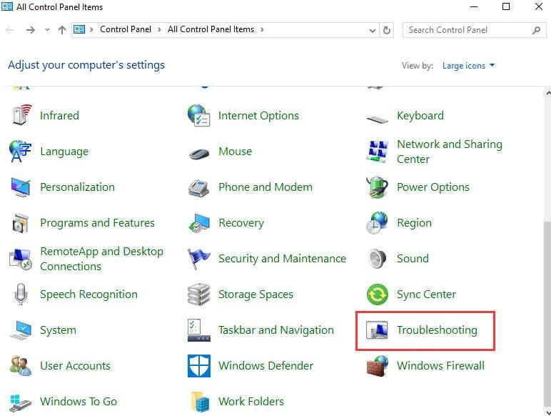How do I fix remote procedure call failed Windows 8?